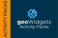 geoWidgets Activity Packs